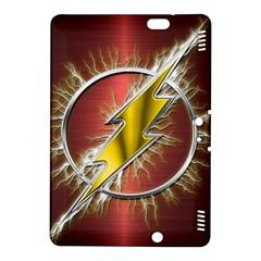 Flash Flashy Logo Kindle Fire HDX 8.9  Hardshell Case