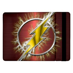 Flash Flashy Logo Samsung Galaxy Tab Pro 12.2  Flip Case