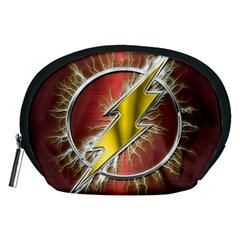 Flash Flashy Logo Accessory Pouches (medium)