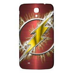 Flash Flashy Logo Samsung Galaxy Mega I9200 Hardshell Back Case