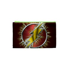 Flash Flashy Logo Cosmetic Bag (XS)