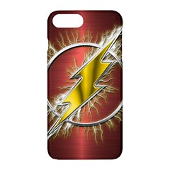 Flash Flashy Logo Apple iPhone 7 Plus Hardshell Case