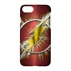 Flash Flashy Logo Apple iPhone 7 Hardshell Case
