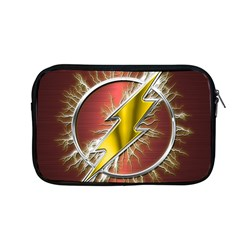 Flash Flashy Logo Apple MacBook Pro 13  Zipper Case