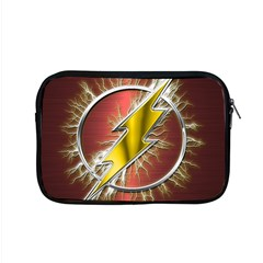 Flash Flashy Logo Apple MacBook Pro 15  Zipper Case