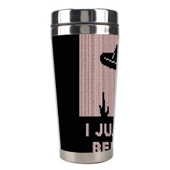 I Juan To Believe Ugly Holiday Christmas Black Background Stainless Steel Travel Tumblers