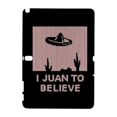 I Juan To Believe Ugly Holiday Christmas Black Background Galaxy Note 1
