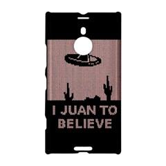 I Juan To Believe Ugly Holiday Christmas Black Background Nokia Lumia 1520
