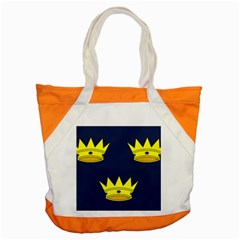 Flag of Irish Province of Munster Accent Tote Bag