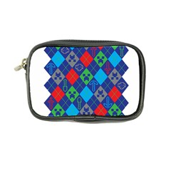 Minecraft Ugly Holiday Christmas Coin Purse