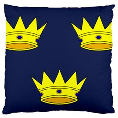 Flag of Irish Province of Munster Large Cushion Case (Two Sides)