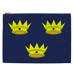 Flag of Irish Province of Munster Cosmetic Bag (XXL)