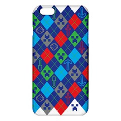 Minecraft Ugly Holiday Christmas iPhone 6 Plus/6S Plus TPU Case