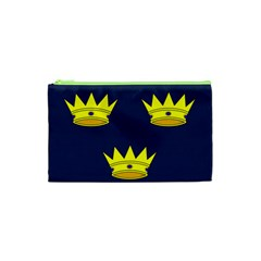 Flag of Irish Province of Munster Cosmetic Bag (XS)