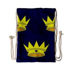 Flag of Irish Province of Munster Drawstring Bag (Small)