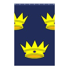 Flag of Irish Province of Munster Shower Curtain 48  x 72  (Small)