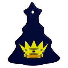 Flag of Irish Province of Munster Christmas Tree Ornament (Two Sides)