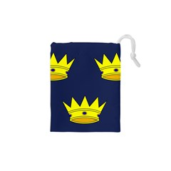 Flag of Irish Province of Munster Drawstring Pouches (XS)