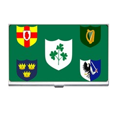 Ireland National Rugby Union Flag Business Card Holders