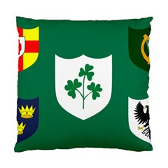 Ireland National Rugby Union Flag Standard Cushion Case (Two Sides)