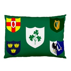 Ireland National Rugby Union Flag Pillow Case