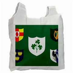 Ireland National Rugby Union Flag Recycle Bag (One Side)