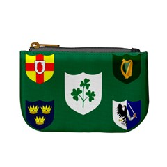Ireland National Rugby Union Flag Mini Coin Purses