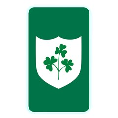 Ireland National Rugby Union Flag Memory Card Reader
