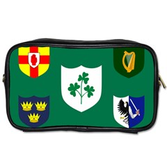 Ireland National Rugby Union Flag Toiletries Bags 2-Side