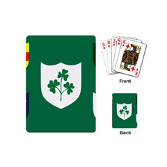 Ireland National Rugby Union Flag Playing Cards (Mini)