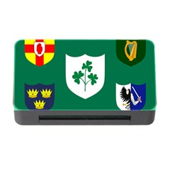 Ireland National Rugby Union Flag Memory Card Reader with CF