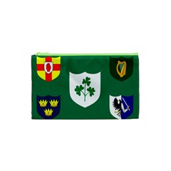 Ireland National Rugby Union Flag Cosmetic Bag (XS)