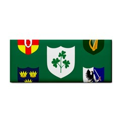 Ireland National Rugby Union Flag Cosmetic Storage Cases