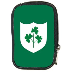 Ireland National Rugby Union Flag Compact Camera Cases