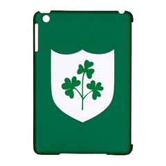 Ireland National Rugby Union Flag Apple iPad Mini Hardshell Case (Compatible with Smart Cover)