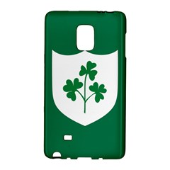 Ireland National Rugby Union Flag Galaxy Note Edge