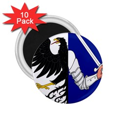 Flag of Connacht 2.25  Magnets (10 pack)