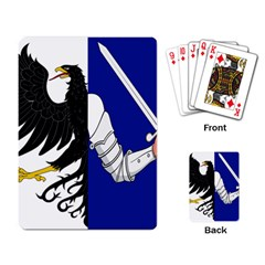 Flag of Connacht Playing Card