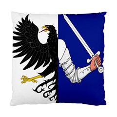 Flag of Connacht Standard Cushion Case (Two Sides)