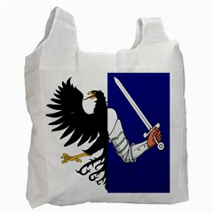 Flag of Connacht Recycle Bag (One Side)