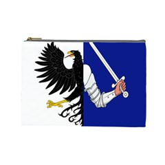 Flag of Connacht Cosmetic Bag (Large)