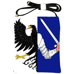 Flag of Connacht Shoulder Sling Bags