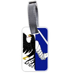 Flag of Connacht Luggage Tags (One Side)