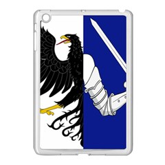 Flag of Connacht Apple iPad Mini Case (White)