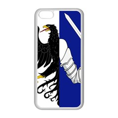 Flag of Connacht Apple iPhone 5C Seamless Case (White)