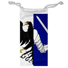Flag of Connacht Jewelry Bag
