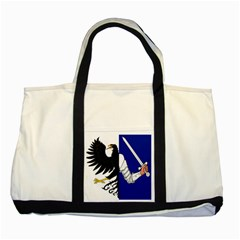 Flag of Connacht Two Tone Tote Bag