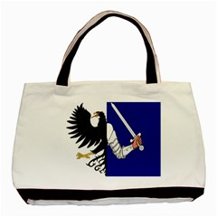 Flag of Connacht Basic Tote Bag (Two Sides)