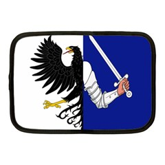 Flag of Connacht Netbook Case (Medium)