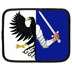 Flag of Connacht Netbook Case (XL)